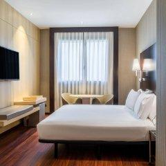 AC Hotel Valencia by Marriott комната для гостей фото 3