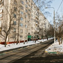 Гостиница MaxRealty24 Putilovka, Geroev Panfilovcev 9k1 спортивное сооружение