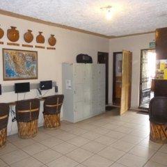 Hostel Bedsntravel Гвадалахара комната для гостей