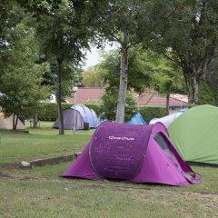 Отель Camping L´amuravela Кудильеро развлечения