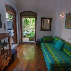 Отель Villa Aurora, Galle Fort Шри-Ланка, Галле - отзывы, цены и фото номеров - забронировать отель Villa Aurora, Galle Fort онлайн комната для гостей фото 4