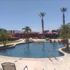 Hotel Positano бассейн