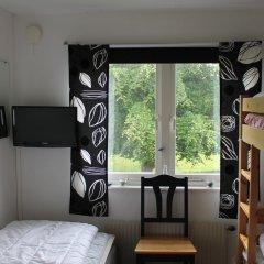 Отель Nyckelbo Vandrarhem удобства в номере