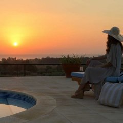 Отель Bello Blu Luxury Villa Родос помещение для мероприятий