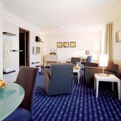 Отель Mercure Orbis München Süd Германия, Мюнхен - 2 отзыва об отеле, цены и фото номеров - забронировать отель Mercure Orbis München Süd онлайн комната для гостей фото 5