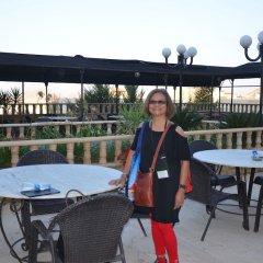 Отель Amra Palace International Иордания, Вади-Муса - отзывы, цены и фото номеров - забронировать отель Amra Palace International онлайн балкон