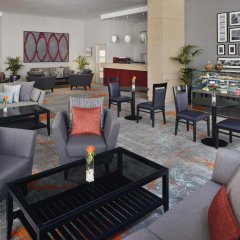 Movenpick Hotel & Apartments Bur Dubai интерьер отеля фото 2