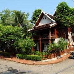 Отель Burasari Heritage Luang Prabang парковка