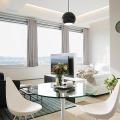Отель PhilsPlace Full-Service Apartments Vienna Австрия, Вена - 1 отзыв об отеле, цены и фото номеров - забронировать отель PhilsPlace Full-Service Apartments Vienna онлайн комната для гостей фото 5