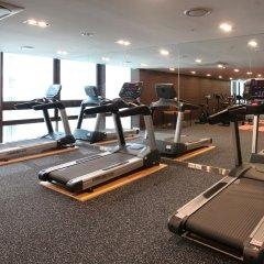 Отель Skypark Kingstown Dongdaemun Южная Корея, Сеул - отзывы, цены и фото номеров - забронировать отель Skypark Kingstown Dongdaemun онлайн фитнесс-зал