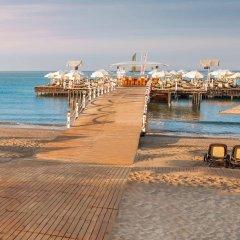 Ela Quality Resort Belek Турция, Белек - 2 отзыва об отеле, цены и фото номеров - забронировать отель Ela Quality Resort Belek онлайн пляж фото 2