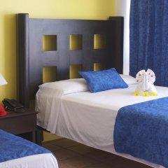 Отель San Marino Vallarta Centro Beach Front Пуэрто-Вальярта комната для гостей фото 5