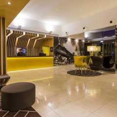 Отель HF Fenix Urban Португалия, Лиссабон - 5 отзывов об отеле, цены и фото номеров - забронировать отель HF Fenix Urban онлайн интерьер отеля фото 3