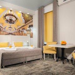 Апарт-Отель Наумов Лубянка Стандартный номер с двуспальной кроватью фото 25