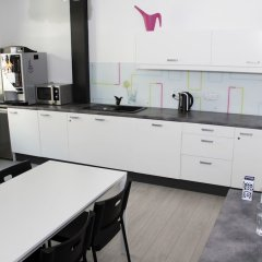 Отель Soda Hostel & Apartments Польша, Познань - отзывы, цены и фото номеров - забронировать отель Soda Hostel & Apartments онлайн в номере фото 2