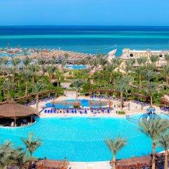 Отель Hawaii Riviera Aqua Park Resort пляж
