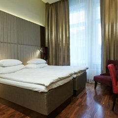 GLO Hotel Helsinki Kluuvi 4* Стандартный номер с различными типами кроватей фото 17