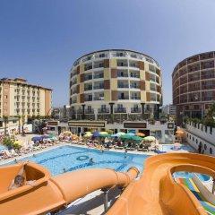 Arabella World Hotel Турция, Аланья - 3 отзыва об отеле, цены и фото номеров - забронировать отель Arabella World Hotel онлайн бассейн фото 3
