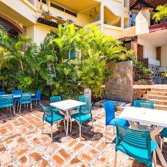 Отель Playa Conchas Chinas Пуэрто-Вальярта питание