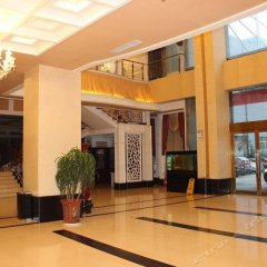Guo Tai Hotel интерьер отеля
