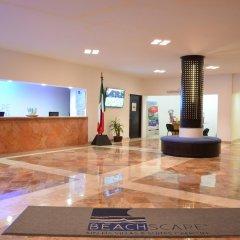 Отель Beachscape Kin Ha Villas & Suites Мексика, Канкун - 2 отзыва об отеле, цены и фото номеров - забронировать отель Beachscape Kin Ha Villas & Suites онлайн интерьер отеля фото 2