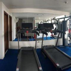 DTX Hotel Nha Trang фитнесс-зал фото 4