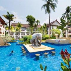 Отель APSARA Beachfront Resort and Villa бассейн фото 3