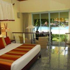 Отель Eden Resort & Spa Шри-Ланка, Берувела - отзывы, цены и фото номеров - забронировать отель Eden Resort & Spa онлайн комната для гостей фото 2