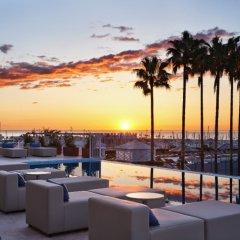 Hotel Arts Barcelona пляж фото 2