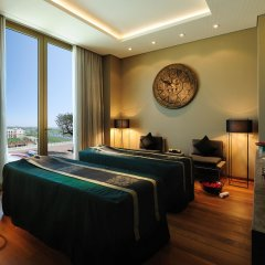 Отель Anantara Vilamoura Португалия, Пешао - отзывы, цены и фото номеров - забронировать отель Anantara Vilamoura онлайн комната для гостей фото 4
