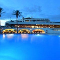 Отель Pestana Alvor Praia Beach & Golf Hotel Португалия, Портимао - отзывы, цены и фото номеров - забронировать отель Pestana Alvor Praia Beach & Golf Hotel онлайн бассейн