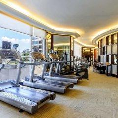 Отель Pullman Bangkok Grande Sukhumvit фитнесс-зал фото 3