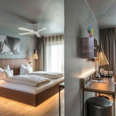 Bavaria Boutique Hotel Мюнхен комната для гостей фото 3