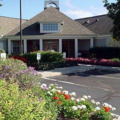 Отель Homewood Suites Columbus-Worthington Колумбус парковка
