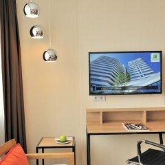 Отель Holiday Inn Express Amsterdam Arena Towers Нидерланды, Амстердам - 2 отзыва об отеле, цены и фото номеров - забронировать отель Holiday Inn Express Amsterdam Arena Towers онлайн фото 2
