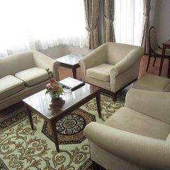 Апартаменты Saigon Court Serviced Apartment Хошимин комната для гостей фото 4