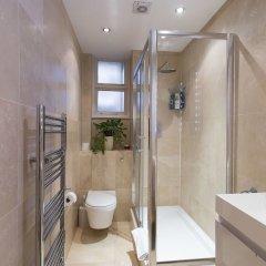 Отель Spacious Flat In Central London ванная фото 2