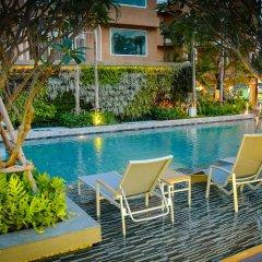 Grand Scenaria Hotel Pattaya бассейн фото 2