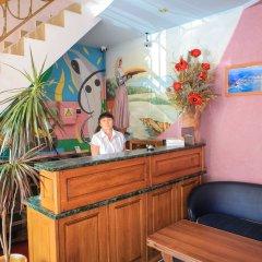 Magnolia Hotel интерьер отеля