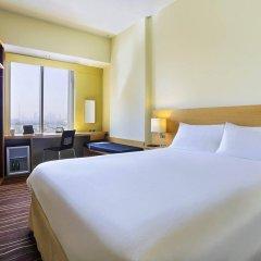 Отель Ibis Deira City Centre Дубай комната для гостей фото 3