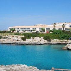 Отель Port Ciutadella Испания, Сьюдадела - отзывы, цены и фото номеров - забронировать отель Port Ciutadella онлайн пляж фото 2