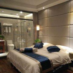 Super 8 Hotel Beijing Shunyi Xinguozhan Fuqianyiji комната для гостей