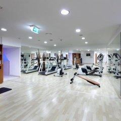 Отель Exe Vienna фитнесс-зал