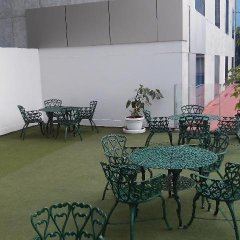 Отель Holiday Inn Express And Suites Mexico City At The Wtc Мехико фото 2