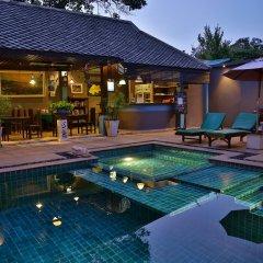 Отель Baan Khao Hua Jook бассейн фото 3