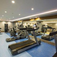 Отель Water Side Resort & Spa Сиде фитнесс-зал фото 2