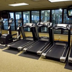 Отель Great Wolf Lodge Bloomington фитнесс-зал фото 2