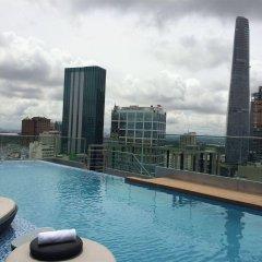 Отель Liberty Central Saigon Citypoint бассейн