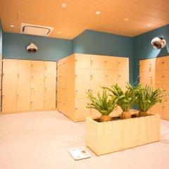 Отель Nishitetsu Croom Hakata Хаката сауна