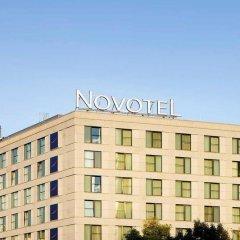Отель Novotel Berlin Mitte Германия, Берлин - 3 отзыва об отеле, цены и фото номеров - забронировать отель Novotel Berlin Mitte онлайн вид на фасад